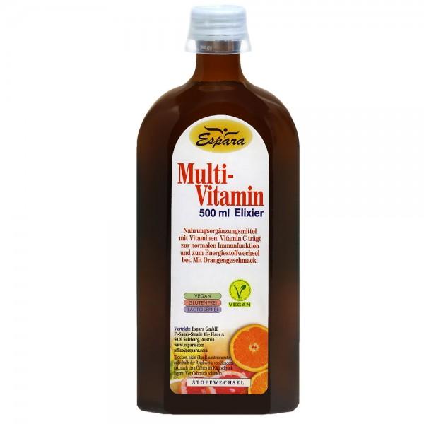 Espara Multivitamin Elixier