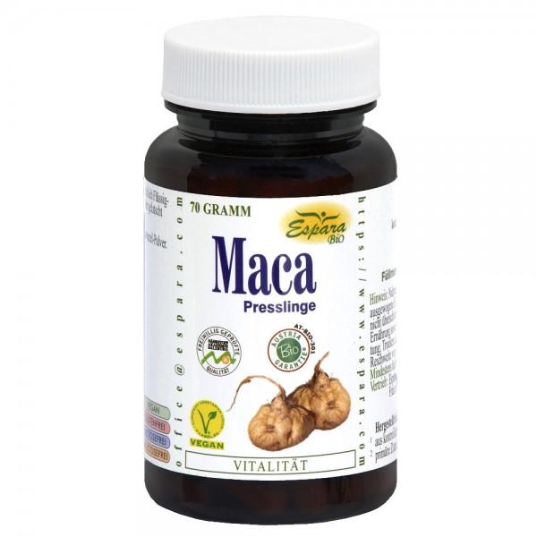 Espara Bio Maca Tabletten