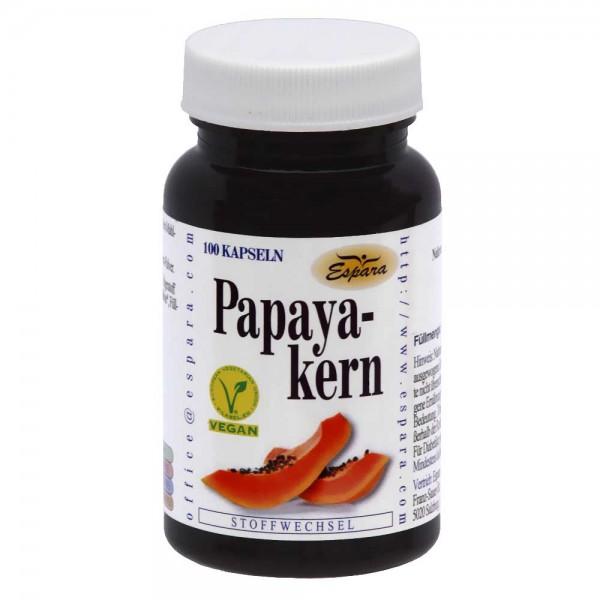 Espara Papayakern Kapseln