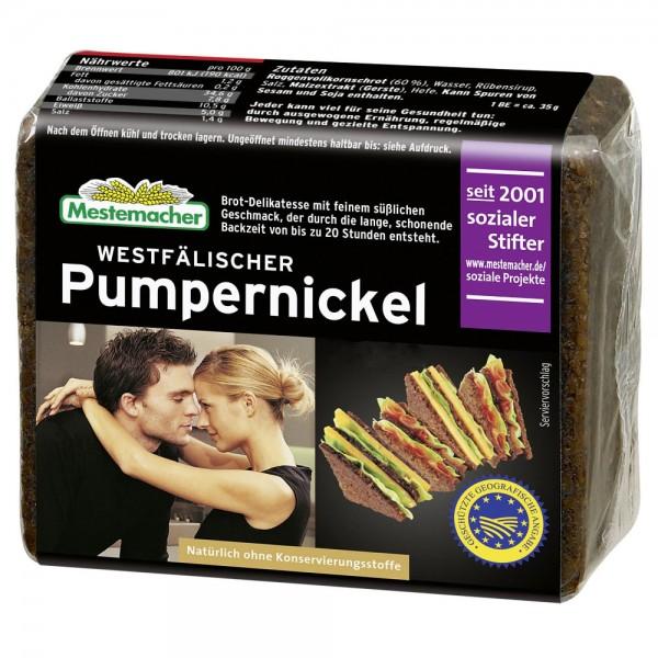 Mestemacher Westfälischer Pumpernickel