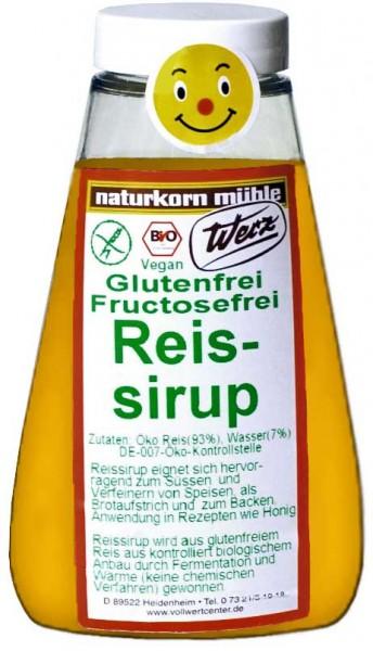 Werz Bio Reissirup