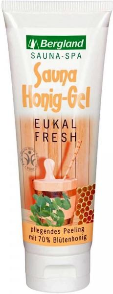 Bergland Sauna-Honiggel Eukal-Fresh