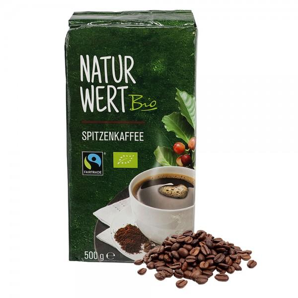 NaturWert Bio Spitzen-Kaffee Fair Trade