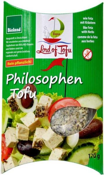 Lord of Tofu Bio Philosophen Tofu
