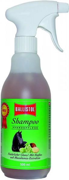 Ballistol Pferdeshampoo Hopfen-Macadamia