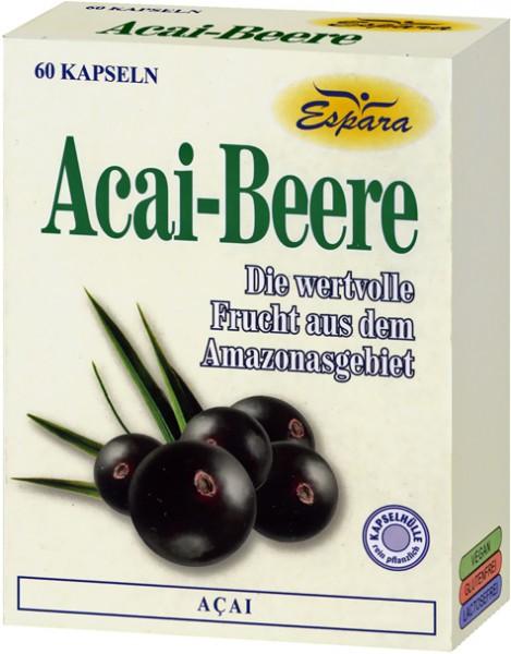 Espara Acai-Beere Kapseln