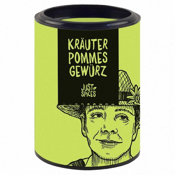Just Spices Kräuter Pommes Gewürz