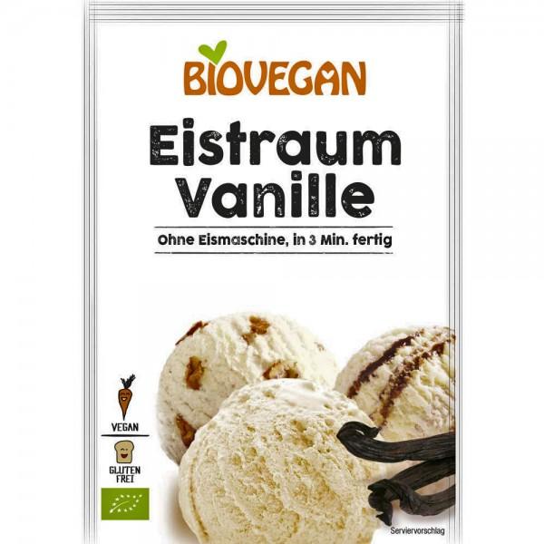 Biovegan Bio Eistraum Vanille