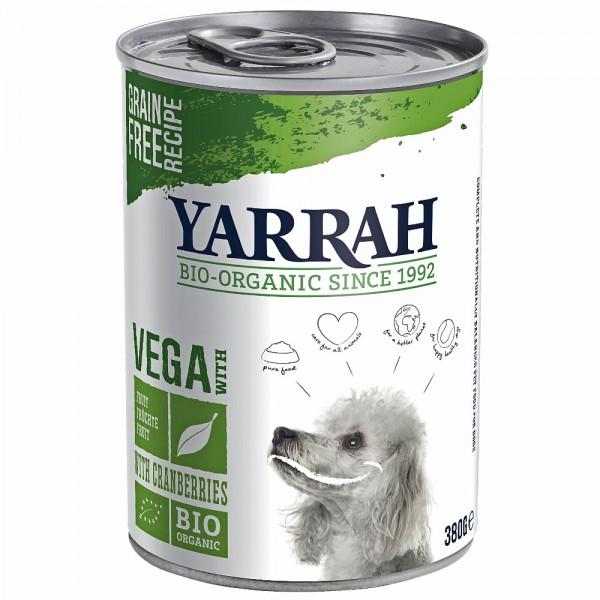 Yarrah Bio Vegan Hundefutter Dose