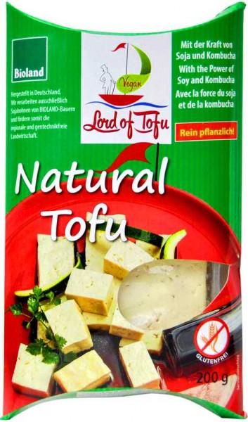 Lord of Tofu Bio Natural Tofu
