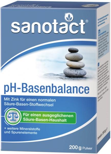 Sanotact pH-Basenbalance Pulver