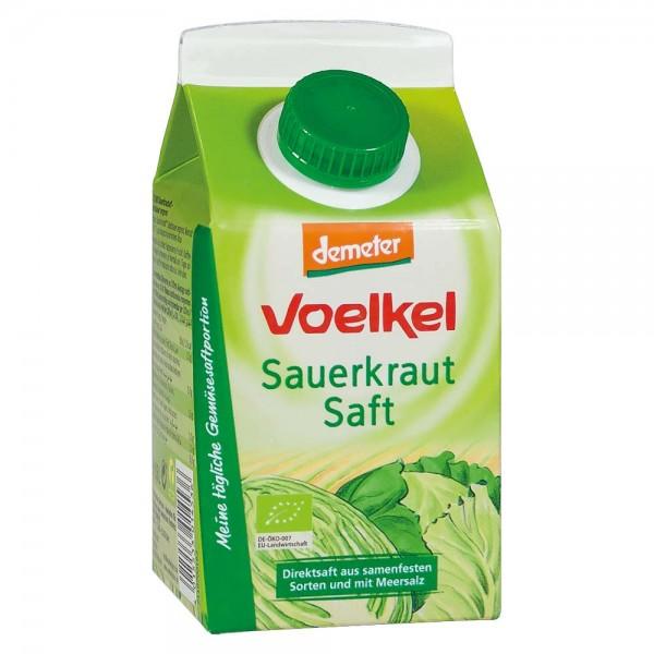 Voelkel Bio Sauerkraut Saft