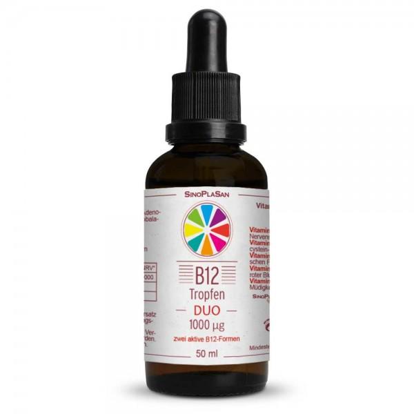 SinoPlaSan Vitamin B12 DUO Tropfen
