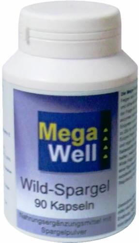 Megawell Wild-Spargel Kapseln