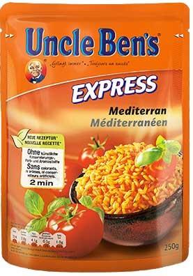 Uncle Ben's Express Mediterran