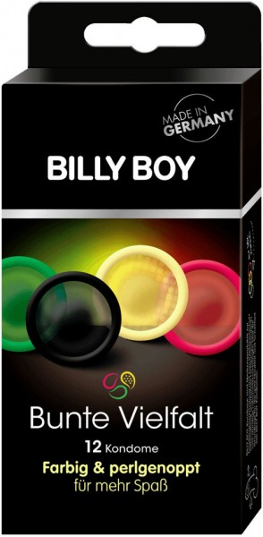 Billy Boy Kondome Bunte Vielfalt