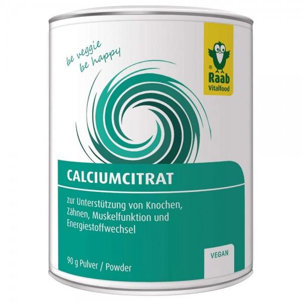 Raab Calciumcitrat Pulver