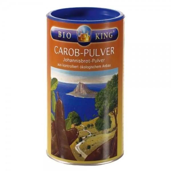 BioKing Bio Carob Pulver