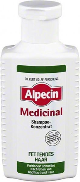 Alpecin Medicinal Shampoo Fettendes Haar