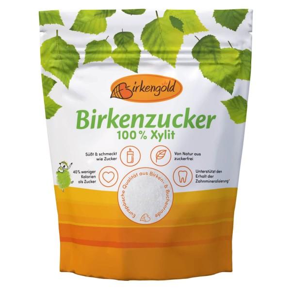 Birkengold Xylit Beutel