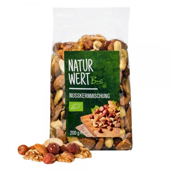 NaturWert Bio Nusskern-Mischung