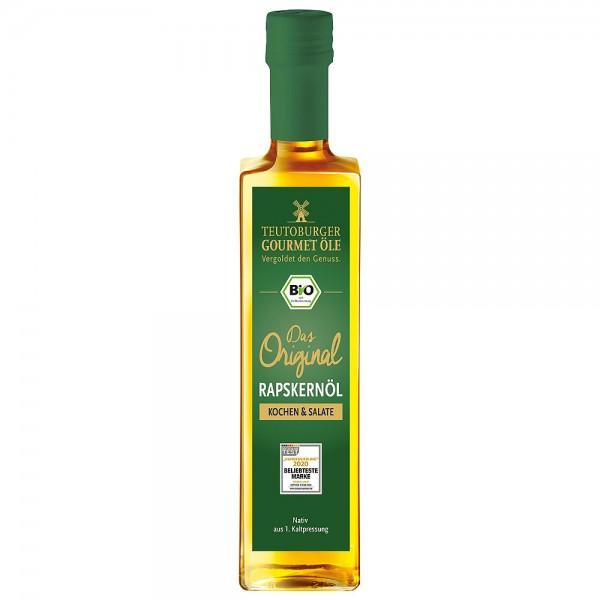 Teutoburger Ölmühle Bio Rapskernöl Original