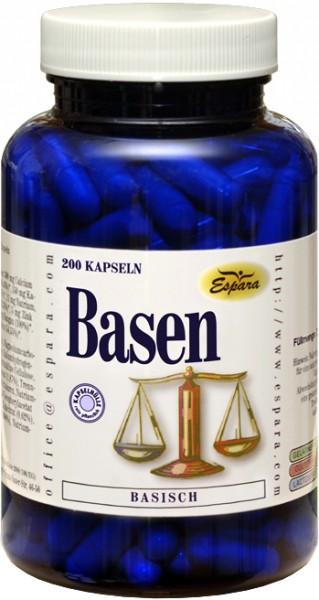 Espara Basen-Kapseln