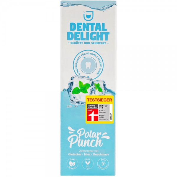 Dental Delight Zahncreme Polar Punch