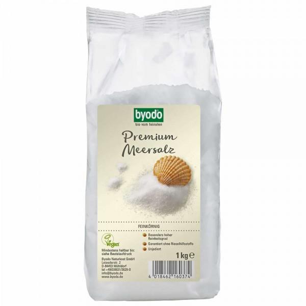 Byodo Premium Meersalz fein