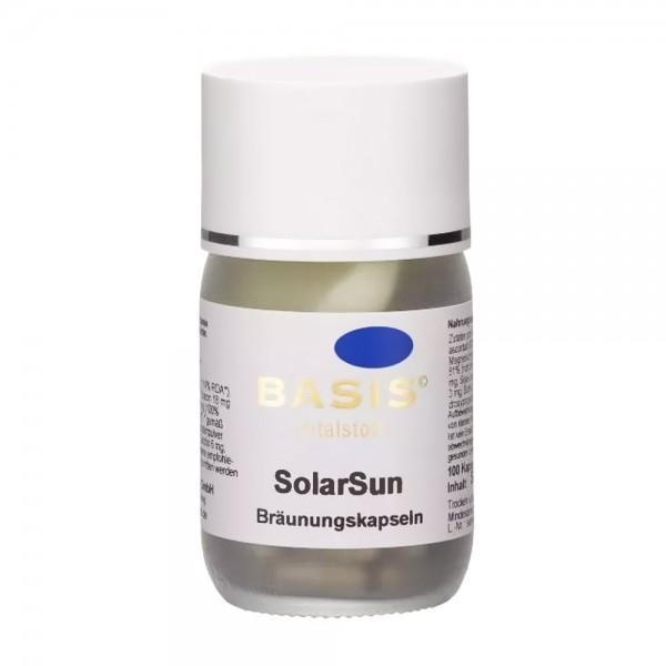 Basis SolarSun Bräunungskapseln