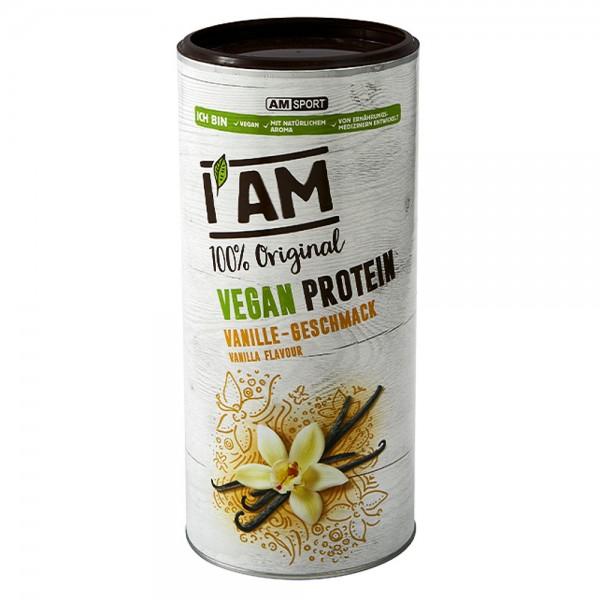 I AM Sport Vegan Protein vanille