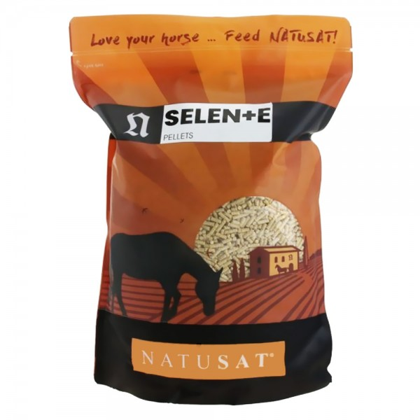 Natusat Selen & E Pellets