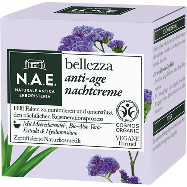 N.A.E. bellezza anti-age Nachtcreme