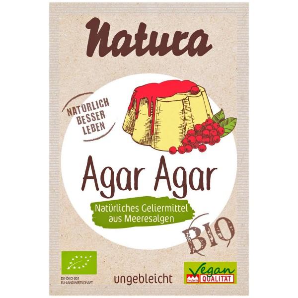 Natura Bio Agar-Agar Geliermittel