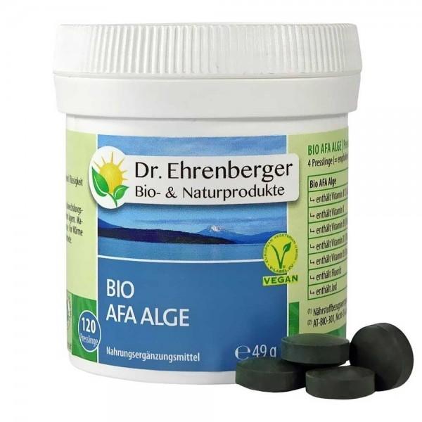 Dr. Ehrenberger Bio AFA Alge Presslinge