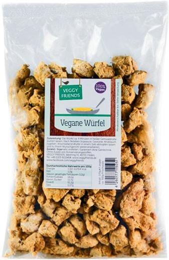 Veggy Friends Vegane Würfel