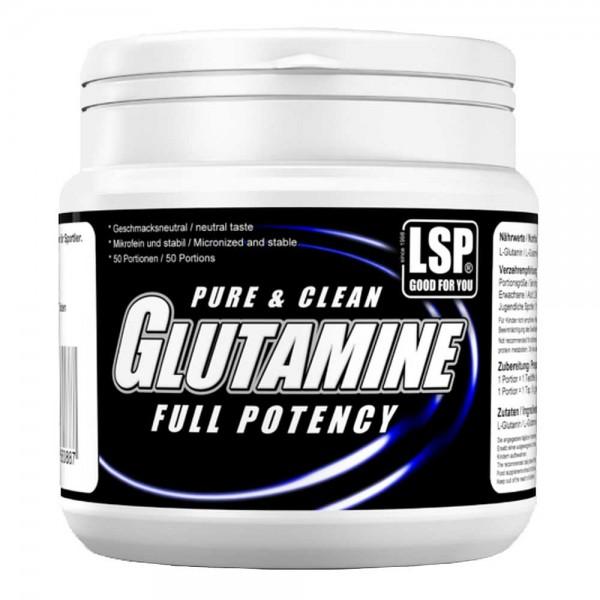 LSP GLUTAMINE L-Glutamin Pulver