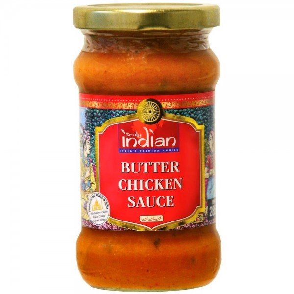 Truly Indian Butter Chicken Sauce