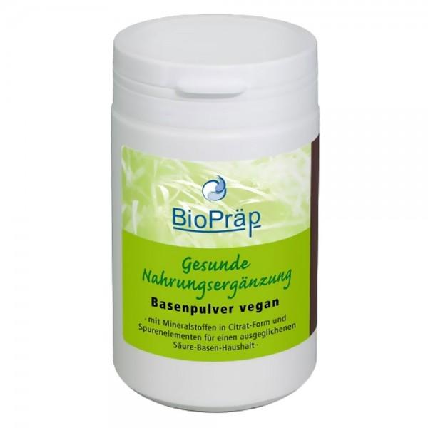 BioPräp Basenpulver vegan