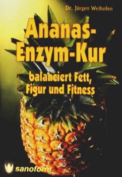 Ananas Enzym-Kur (Buch)