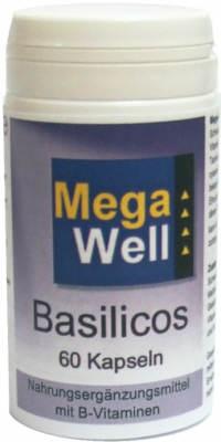 Megawell Basilicos Kapseln