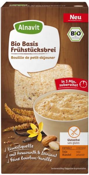 Alnavit Bio Basis Frühstücksbrei