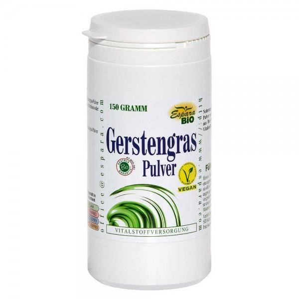 Espara Bio Gerstengras Pulver