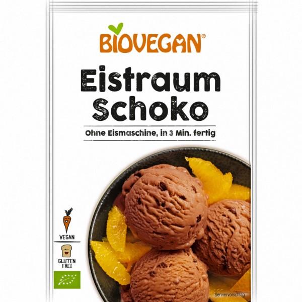 Biovegan Bio Eistraum Schoko