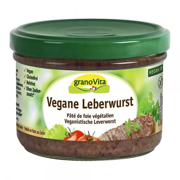granoVita Vegane 'Leberwurst'