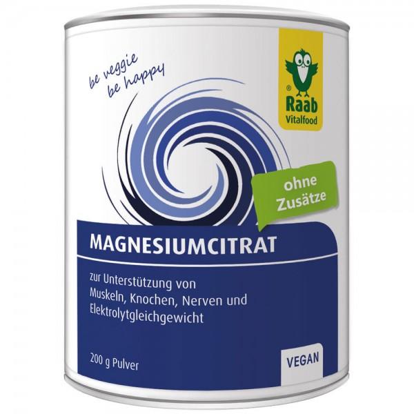 Raab Magnesium Citrat Pulver