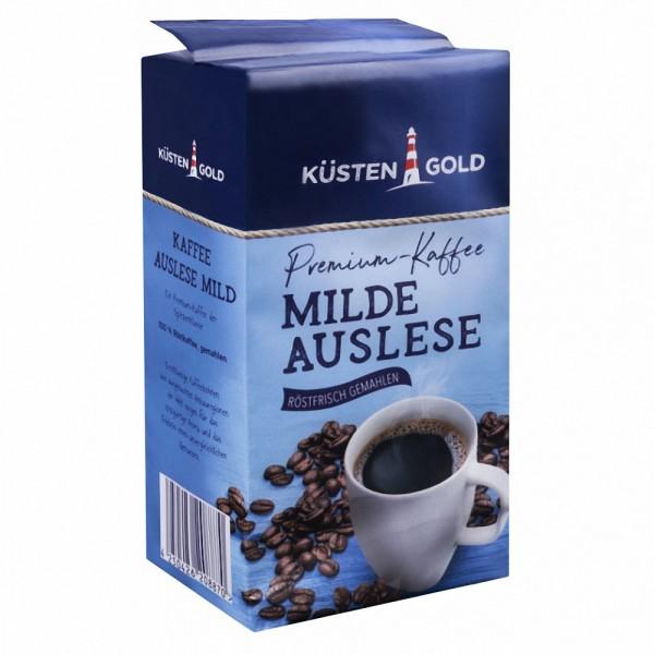 Küstengold Kaffee Milde Auslese