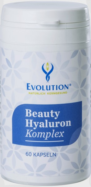 Evolution Beauty Hyaluron Komplex Kapseln