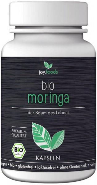 joy.foods Bio Moringa Kapseln