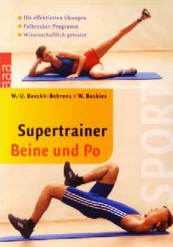 Supertrainer Beine und Po